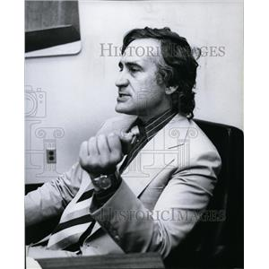 1978 Press Photo A. Joel Eisenberg Aeromerica Inc - spx03879