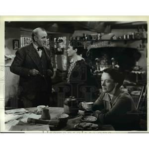 1978 Press Photo Donald Crisp, Elizabeth Taylor, Anne Revere in National Velvet