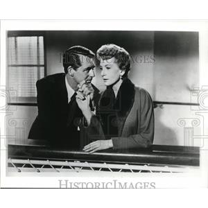 1993 Press Photo Cary Grant and  Deborah Kerr in An Affair to Remember