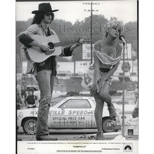 1976 Press Photo Scene from Nashville - cvp80181