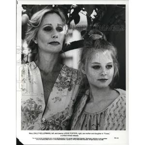 1979 Press Photo Sally Kellerman & Jodie Foster in Foxes - cvp79269