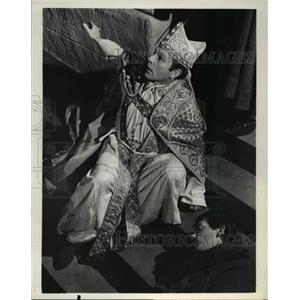 1964 Press Photo Richard Burton in Becket - cvp76562