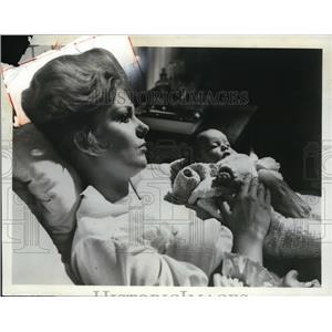 1967 Press Photo Kim Novak in Of Human Bondage - cvp80692