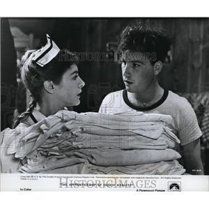 1974 Press Photo The Apprenticeship of Duddy Kravitz Actors Richard Dreyfuss,