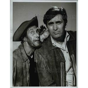 Press Photo Actor John Carradine - cvp76801