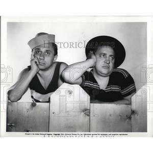 1941 Press Photo Olsen & Johnson in Hellzapoppin - cvp78730
