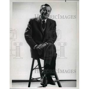 1950 Press Photo Jack Paar - cvp76534