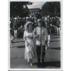 1967 Press Photo Scene from The Music Man - cvp79237