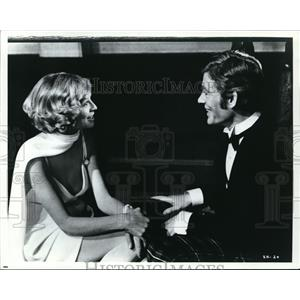 1971 Press Photo Suannah York & Peter O'Toole in Brotherly Love - cvp80302