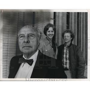 1979 Press Photo Paper Chase - cvp80711