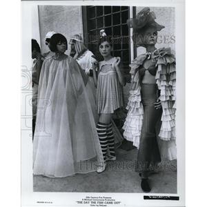 1968 Press Photo 20th Century Fox presents The Day The Fish Came Out