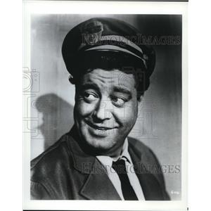 Press Photo Actor Jackie Gleason - cvp74380