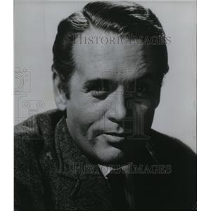 1964 Press Photo Patrick McGoohan in Three Lives of Thomasina - cvp80239