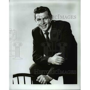 Press Photo Andy Griffith - cvp76868