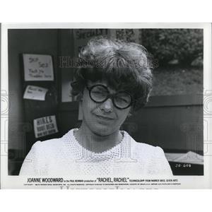 1968 Press Photo Estelle Parson in Rachel Rachel - cvp78669