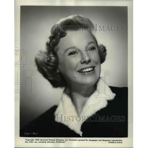 1968 Press Photo June Allyson in The Glenn Miller Story - cvp77219