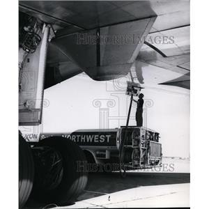 1975 Press Photo Northwest Airlines - spx04194