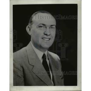 1955 Press Photo Dr J Carter Swain  - nee92076