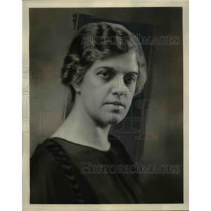 1933 Press Photo Wife Of Prominent DuBois Mrs. Lesle McCall  - nee91276