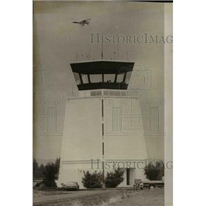 1978 Press Photo The Portland Hillsboro Airport - orb15166