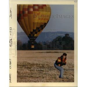 1991 Press Photo Sherry Landis - ora51422