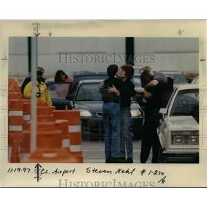 1997 Press Photo Portland International Airport - orb36516