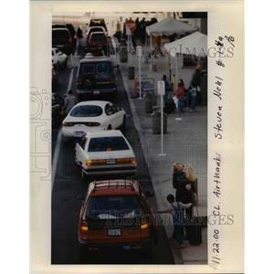 2000 Press Photo Portland International Airport - orb40066