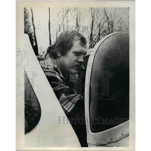 1978 Press Photo Bob Thieman said that Troh's Often is Open when Portland Int'l.