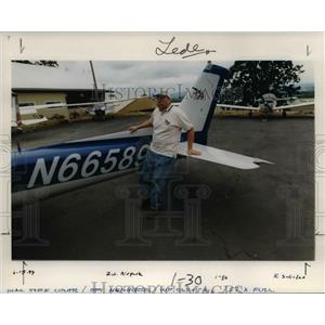 1999 Press Photo Scene from Twin Oaks Airpark, Oregon - orb25885