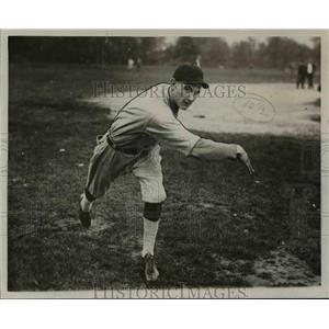 1924 Press Photo Walter Pitch - cvb66999