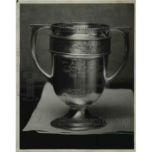 1924 Press Photo Baseball trophy. - cvb66297