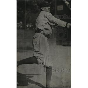 1913 Press Photo Joe Belohoubek - cvb74971