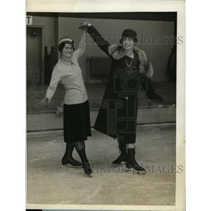 1927 Press Photo New York Mrs. Kermit Roosevelt, Beatrice Loughran NYC