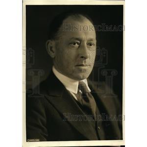 1919 Press Photo H.M Gaylord, Asst. to John F.Kramer prohibition Commissioner