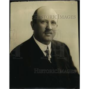 1920 Press Photo Dr. Oscar Dowling, President of the State of Health
