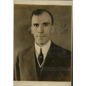 1920 Press Photo C.M Clyde Kelly Congressman form Pennsylvania Pittsburgh, Penn