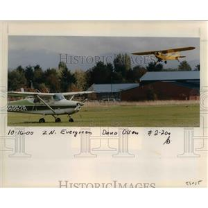 2000 Press Photo Airport - ora98896