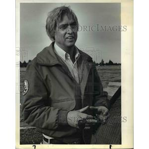 1983 Press Photo Bill Kelso - ora54573