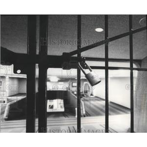 1978 Press Photo Gate Used by Northwest Airline at Spokane International Airport