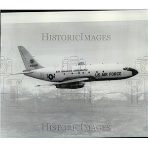 1971 Press Photo USAF Trainer - spa21804