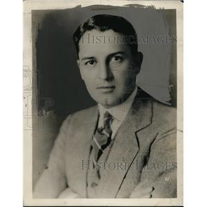 1924 Press Photo Bryant Washburn in Try & Get It - ney13738