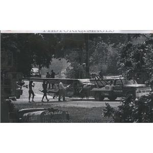 1967 Press Photo Airplane Crashes - RRR42625