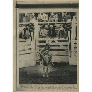 None Photo Cheyenne Frontier Days Rodeo