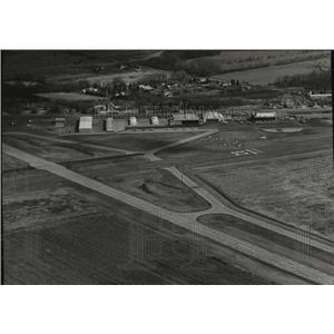 1981 Press Photo Waukesha Airport - mja25695