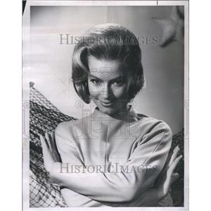 1966 Press Photo Actress Ulla Stronstedt - RRR45361