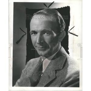 1939 Press Photo Walter Brennan Actor