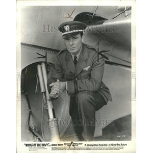 "1939 Press Photo George Brent ""Wings of the Navy"""