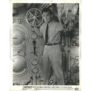 1937 Press Photo Actor George Brint - RRR45523