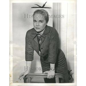 1963 Press Photo Jocelyn Brando Paula Raymond Arthur