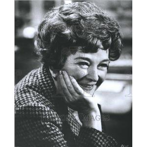 1969 Press Photo Beryl Reid Actress - RRR45601